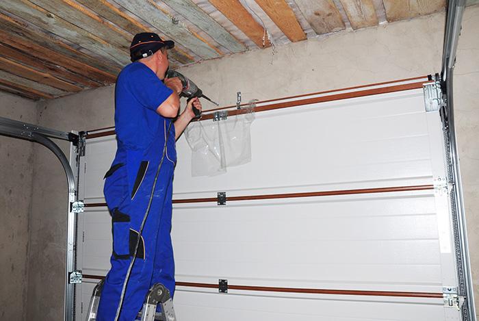 Garage Door Spring Repair San Francisco