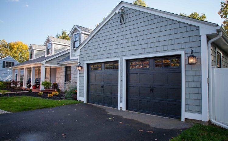 Garage Door project 5